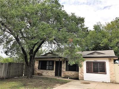 Dallas Single Family Home For Sale: 9563 Kerrville Street