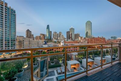 Dallas Condo For Sale: 2200 Victory Avenue #702