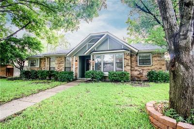 Garland Single Family Home For Sale: 610 Pebblecreek Drive