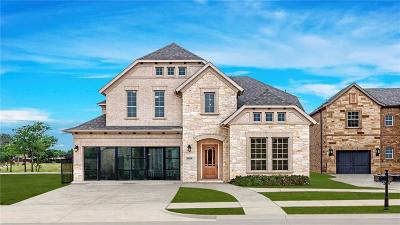 Creekside At Colleyville Single Family Home For Sale: 4717 Lafite