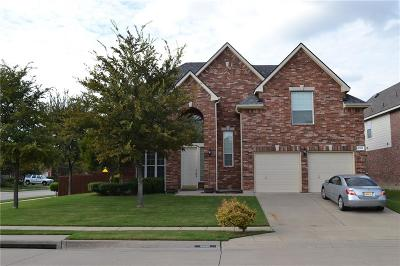 McKinney Single Family Home For Sale: 8916 Tanglewood Drive