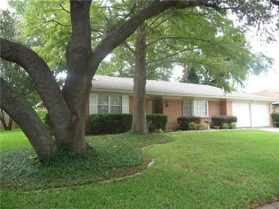 Fort Worth Single Family Home For Sale: 3909 Wedgworth Road S