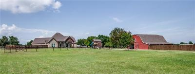 Argyle Single Family Home For Sale: 245 Fm 407 W
