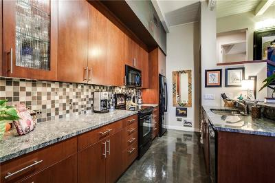 Fort Worth Townhouse For Sale: 4500 Westridge #05