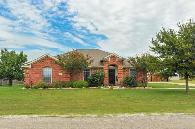Aledo Single Family Home For Sale: 127 Rolling Spring Drive