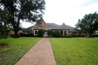 Rockwall Single Family Home For Sale: 1255 Ridge Road W