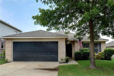 McKinney Single Family Home For Sale: 2524 Clear Brook Drive