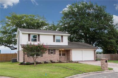 Waxahachie Single Family Home For Sale: 106 Apache Court