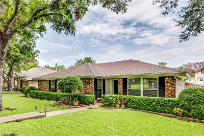 Garland Single Family Home For Sale: 4910 Cliffwood Drive