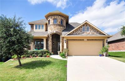 Little Elm Single Family Home For Sale: 1269 Lasso Drive