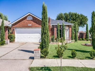 Plano Single Family Home For Sale: 1317 Swiss Court