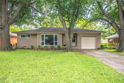 Richardson Single Family Home For Sale: 637 Scottsdale Drive