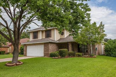 Flower Mound Single Family Home For Sale: 1461 Sedalia Drive