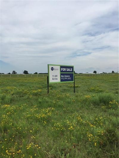 Cross Roads Residential Lots & Land For Sale: Tbd Fm 424