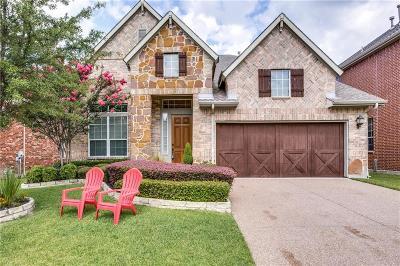 Dallas Single Family Home Active Option Contract: 11307 Mounts Run Drive