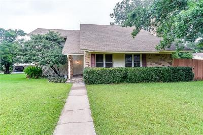 Garland Single Family Home For Sale: 3405 Crossbow Lane