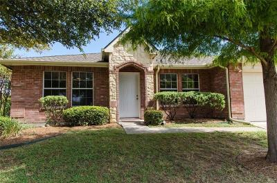 Little Elm Single Family Home For Sale: 609 Alcove Drive