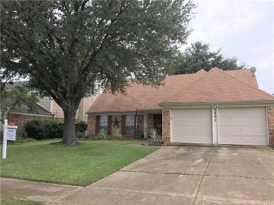 Flower Mound Single Family Home For Sale: 1601 Homestead Street