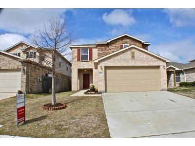 Fort Worth TX Single Family Home For Sale: $191,000