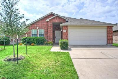 Fort Worth Single Family Home For Sale: 12624 Lost Prairie Drive