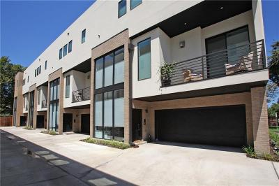 Dallas Condo For Sale: 1851 Summit Avenue #4