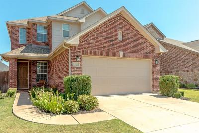 Prosper Single Family Home For Sale: 15909 Alvarado Drive