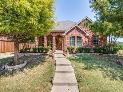 Frisco Single Family Home For Sale: 13490 Four Willows Drive