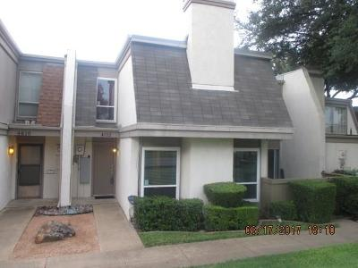 Garland Townhouse For Sale: 4612 Place One Drive