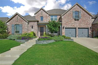 Frisco Single Family Home For Sale: 7750 Dotter Drive