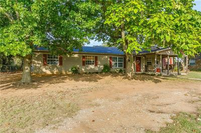 Cleburne Single Family Home For Sale: 2008 Gage Road