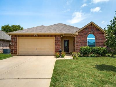 Denton Single Family Home For Sale: 1008 Barbara Street