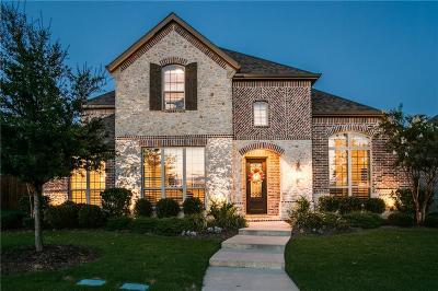 Frisco Single Family Home For Sale: 8746 Markham Drive