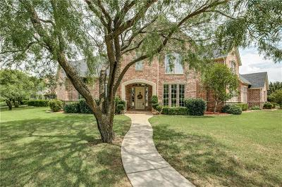Dallas County Single Family Home For Sale: 9116 Shore Crest Drive