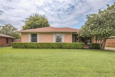 Dallas Single Family Home For Sale: 8619 Lockhaven Drive
