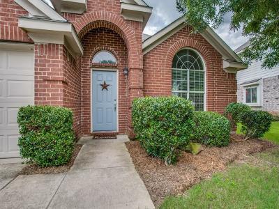 Denton Single Family Home For Sale: 928 Circle View Lane