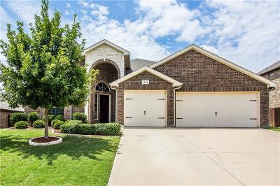 Weatherford Single Family Home Active Option Contract: 1604 Salado Trail