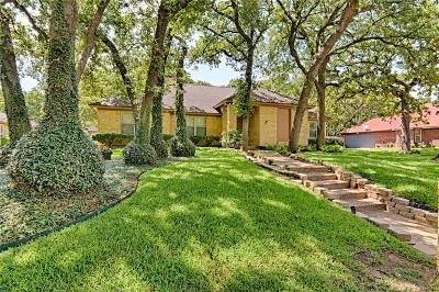Fort Worth Single Family Home For Sale: 1816 Crooked Lane