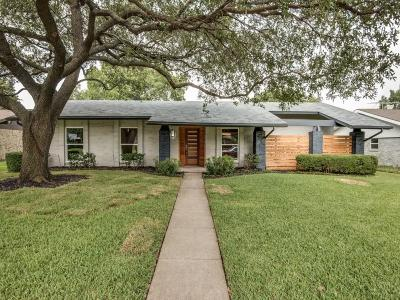 Farmers Branch Single Family Home For Sale: 13147 Rosser Road