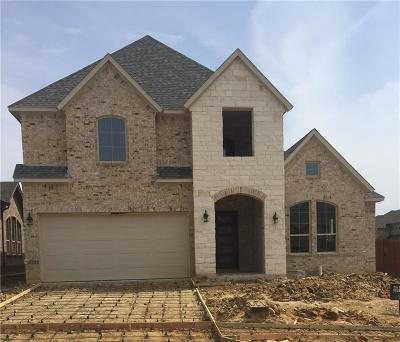 Lewisville Single Family Home For Sale: 2710 Woodpoint Road