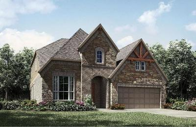 McKinney Single Family Home Active Contingent: 3217 Hickory Bend Trail