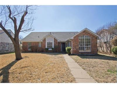 Garland Single Family Home For Sale: 1933 Elm Creek Drive