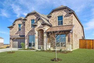 Fort Worth Single Family Home For Sale: 6300 Rockrose Trail