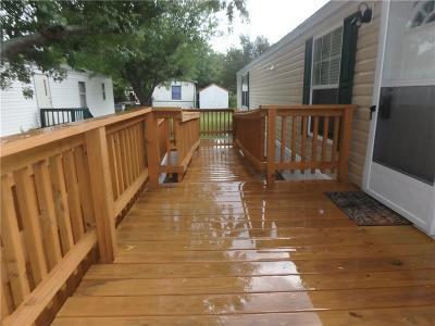 Little Elm Single Family Home For Sale: 1800 Preston On The Lakes Boulevard #158