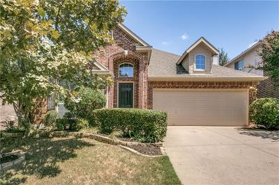 Flower Mound Single Family Home For Sale: 4112 Tiffany Drive