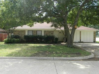 Residential Lease For Lease: 1115 Roaring Springs Drive