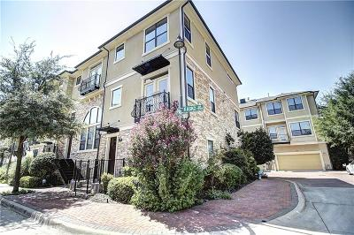 Plano Townhouse For Sale: 7245 Kasko Drive