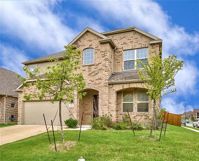 Fort Worth Single Family Home For Sale: 4337 Oak Chase Drive