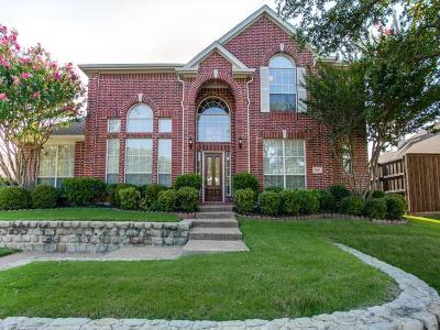 Plano Single Family Home For Sale: 6708 Gray Wolf Drive