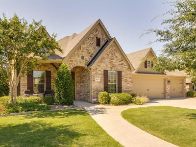 Fort Worth Single Family Home Active Contingent: 10809 Owl Creek Drive