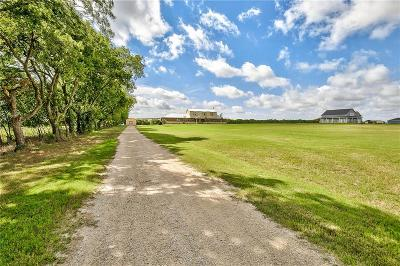 Waxahachie Single Family Home For Sale: 240 Cox Road